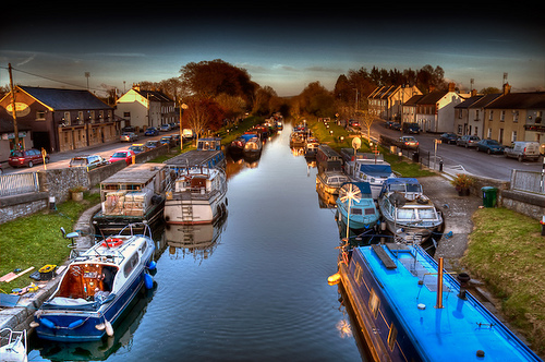 Coarse Fishing, Grand Canal-Sallins Stretch, Kildare ...